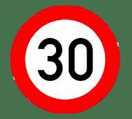 Outokumpu safety 30 km/h