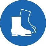Outokumpu protective footwear