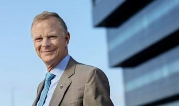 President & CEO Roeland Baan